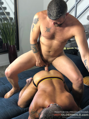 Christian Matthews Fucks His Daddy Jasper Jones